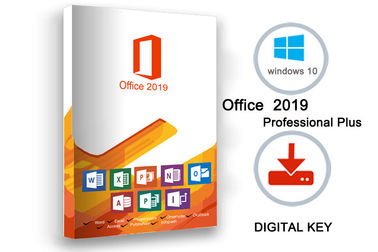 China Office 2019 Professional Plus License Key supplier