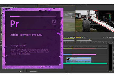 China Adobe Premiere Pro Cs6 Key supplier