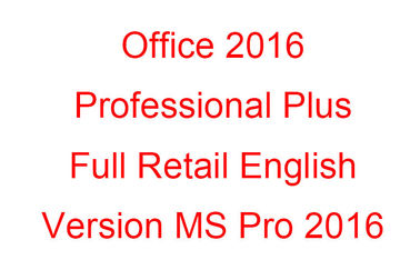 China Microsoft Office 2016 Professional Plus Key supplier