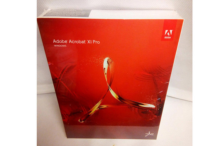 Multilanguage Adobe Acrobat XI Pro Deutsch English Version Windows 7/8/8.1/10