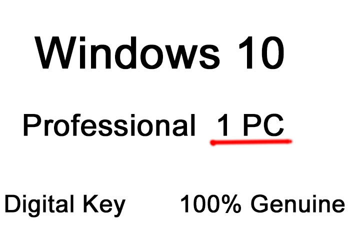 Activation Windows 10 Pro Genuine Activation Key 800x600 Display